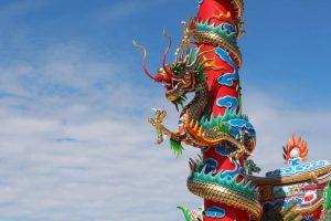 نماد اژدها در چین با بهرورزسیر