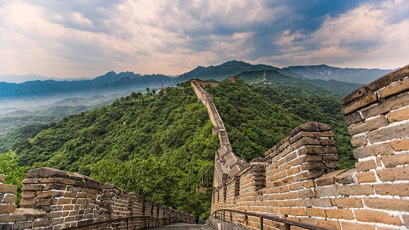 دیوار چین | بهترین جاذبه های گردشگری چین