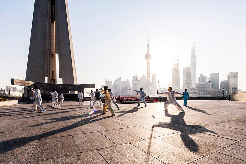 باند شانگهای | جاذبه های دیدنی شانگهای