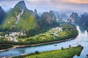 گویلین در کشور چین