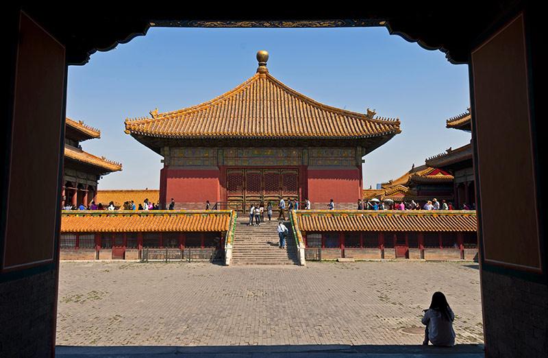 شهر ممنوعه پکن | بهترین جاذبه های گردشگری چین