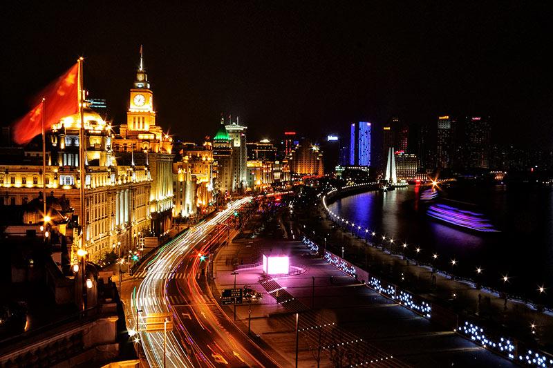 باند شانگهای | بهترین جاذبه های گردشگری چین