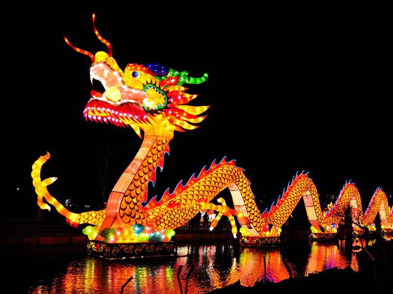 نماد کشور چین | اژدها در چین