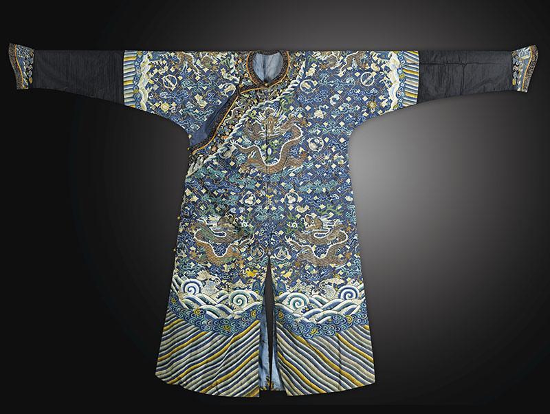 لباس چینی