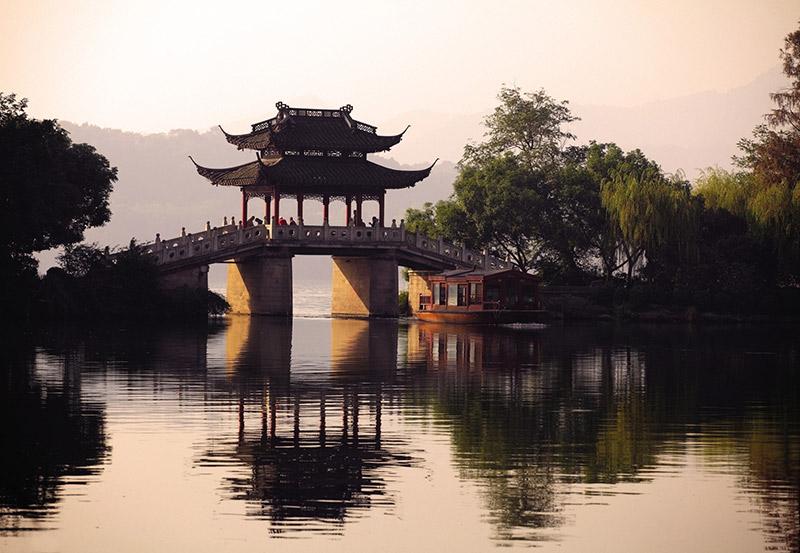 رودخانه غربی هانگزو