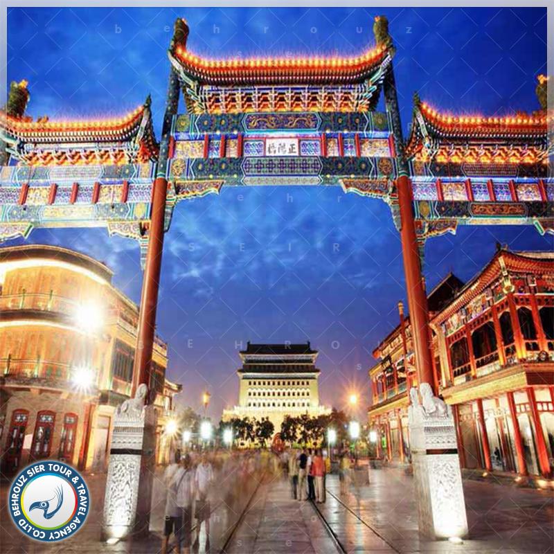 ارتباط با مردم در تور چین بهروزسیر