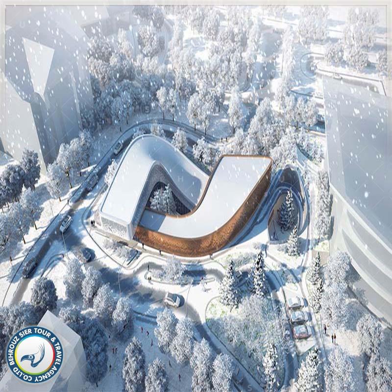 تور چین در زمستان بهروزسیر