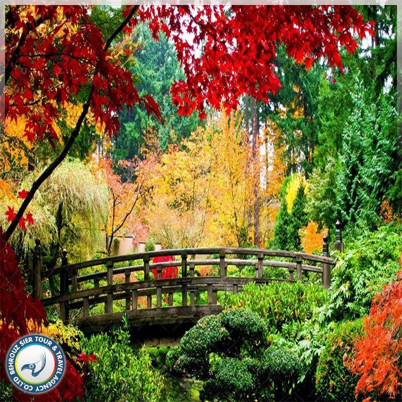 تور چین در پاییز بهروزسیر