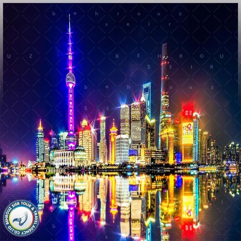 جزیره شانگهای در تور چین بهروزسیر