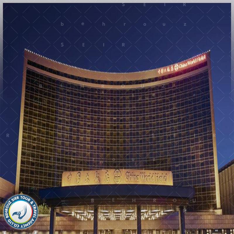 راهنمای انتخاب بهترین هتل ها در تور چین