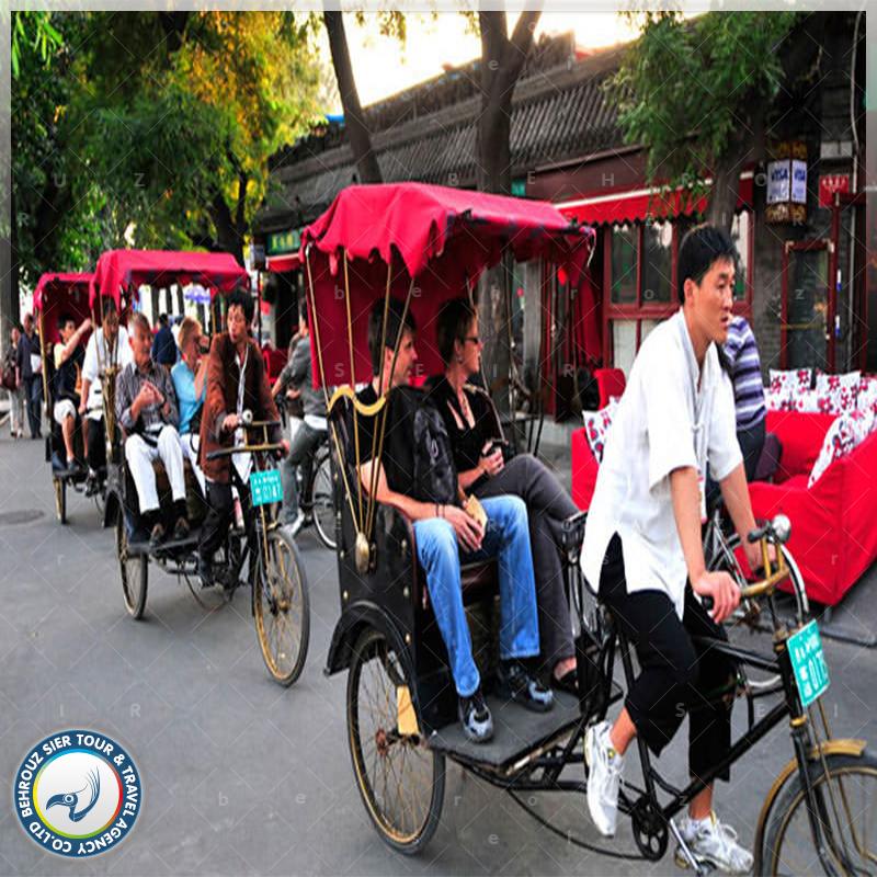 ریشکا حمل و نقل عمومی در پکن بهروزسیر
