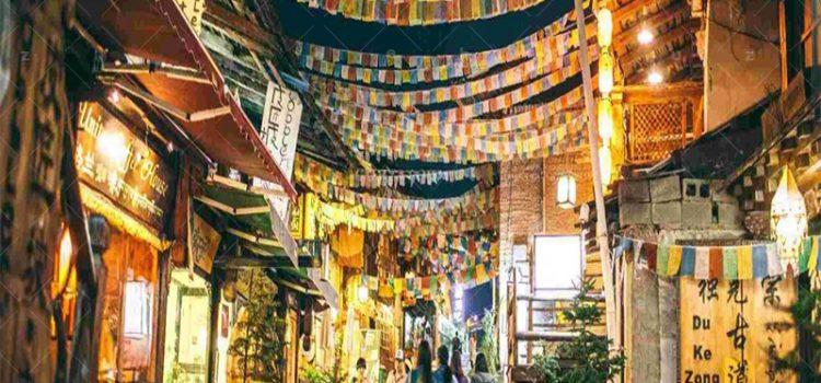 زمان گردشگری در تور چین بهروزسیر