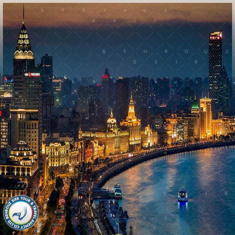 شهرهای تور ترکیبی چین بهروزسیر