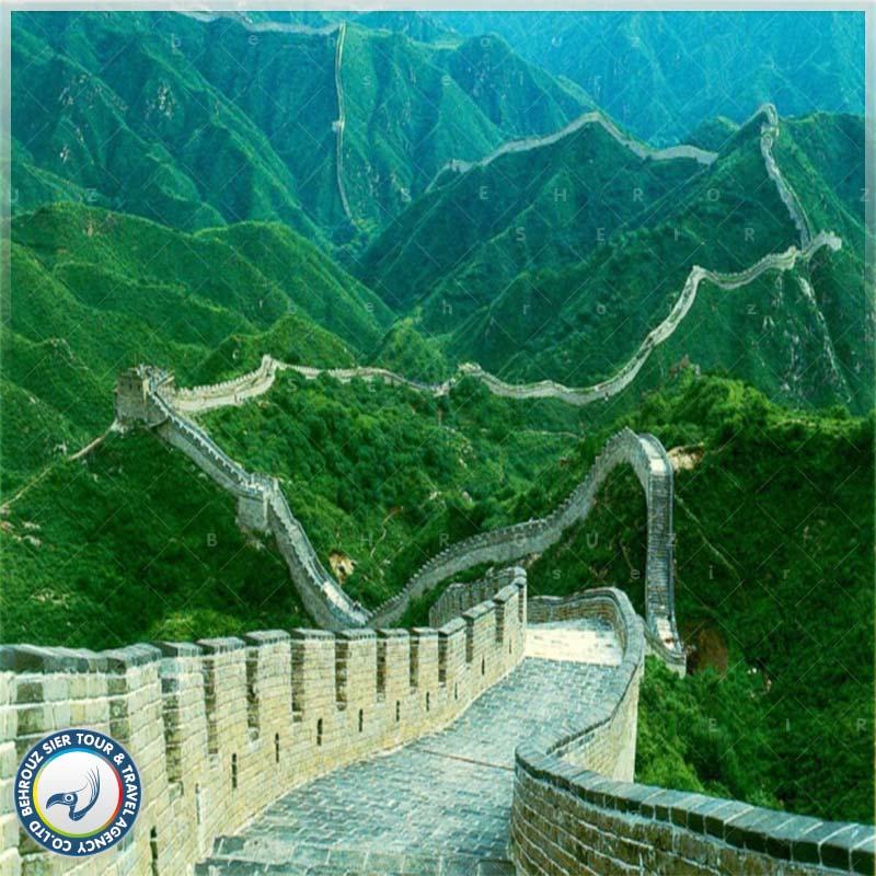 شهرهای پرجاذبه در تور چین بهروزسیر