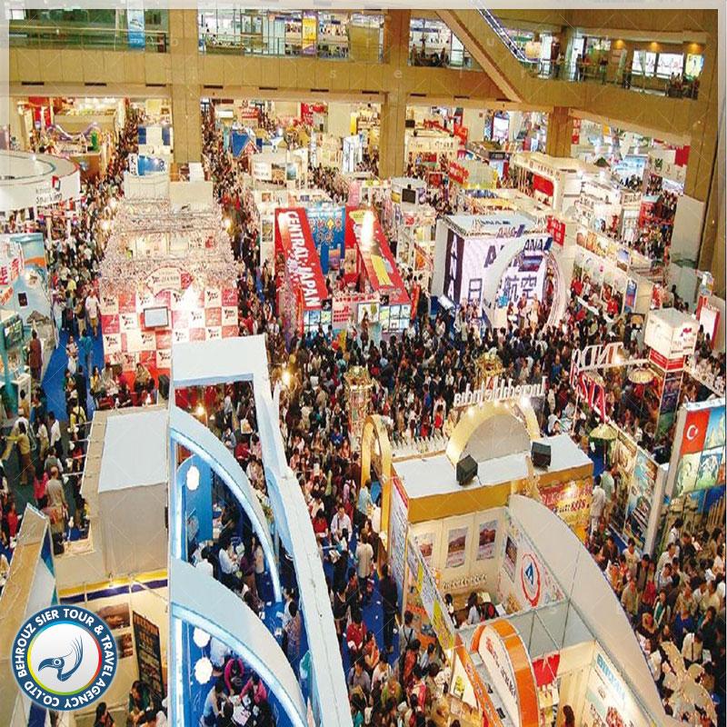 نمایشگاه های چین بهروزسیر
