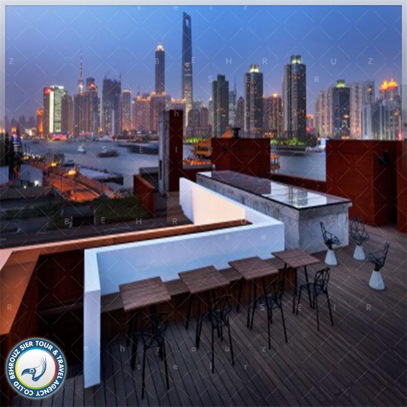 هتل های شانگهای در تور چین