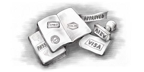 هزینه ویزای چین بهروزسیر