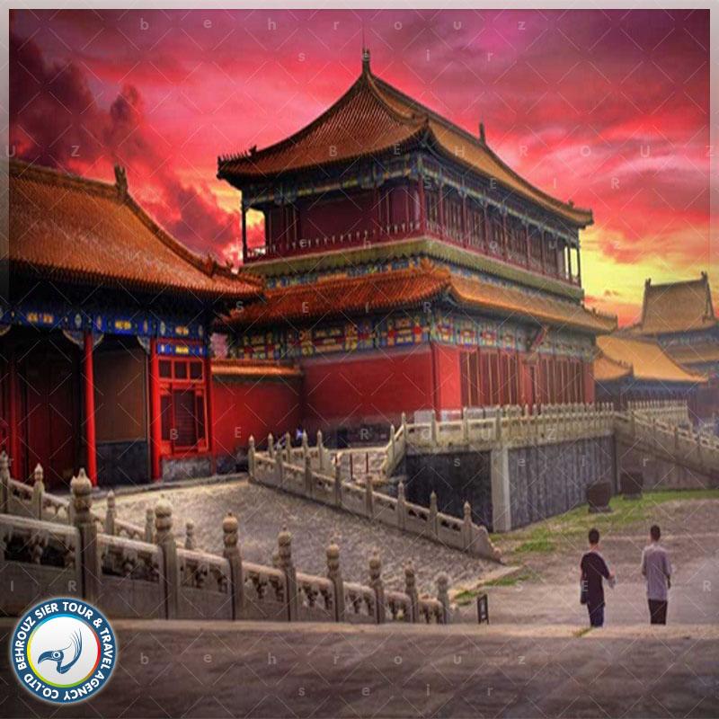 پکن گردی در 24 ساعت بهروزسیر