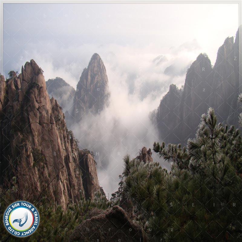 ارتفاع-کوهستان-های-چین-بهروزسیر