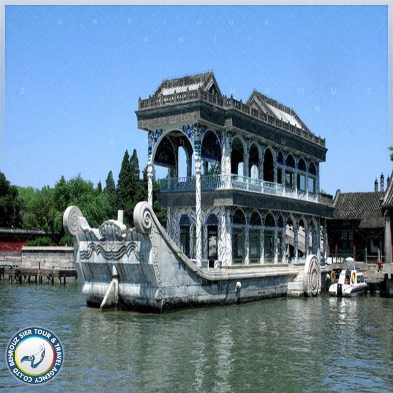 باغ تابستانی چین بهروزسیر