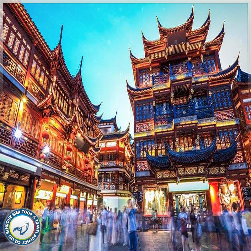 بایدها و نبایدهای تور چین بهروزسیر
