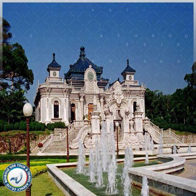 جاذبه های گردشگری و مکان های دیدنی شهر ژو های