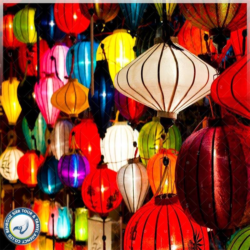 جشنواره-فانوس-ها-در-چین-بهروزسیر