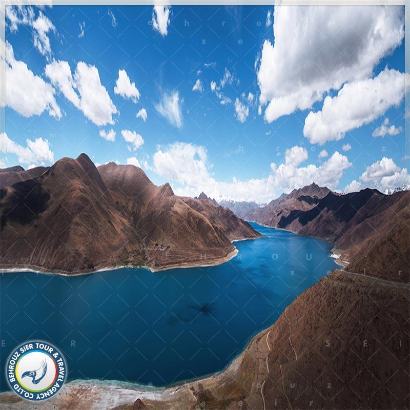 دریاچه-های-چین-بهروزسیر