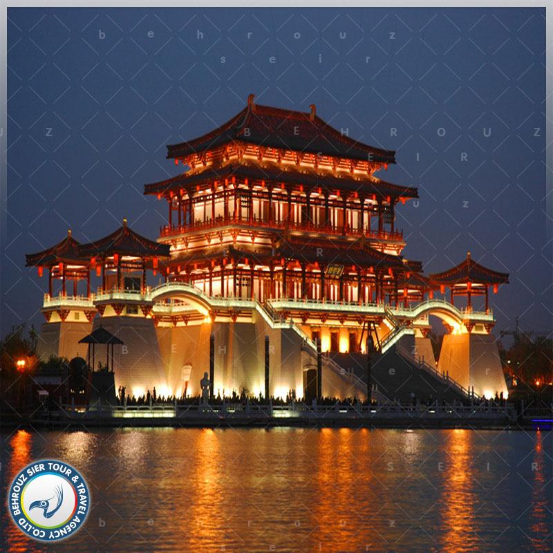 شهر ژی آن چین بهروزسیر