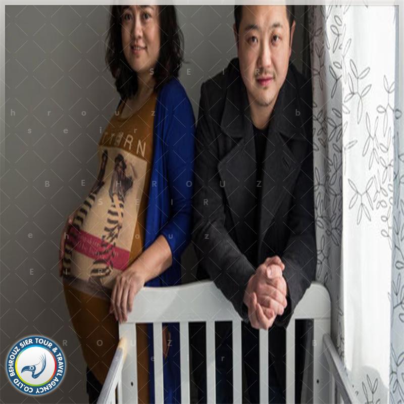 فرزند داشتن چینی ها بهروزسیر
