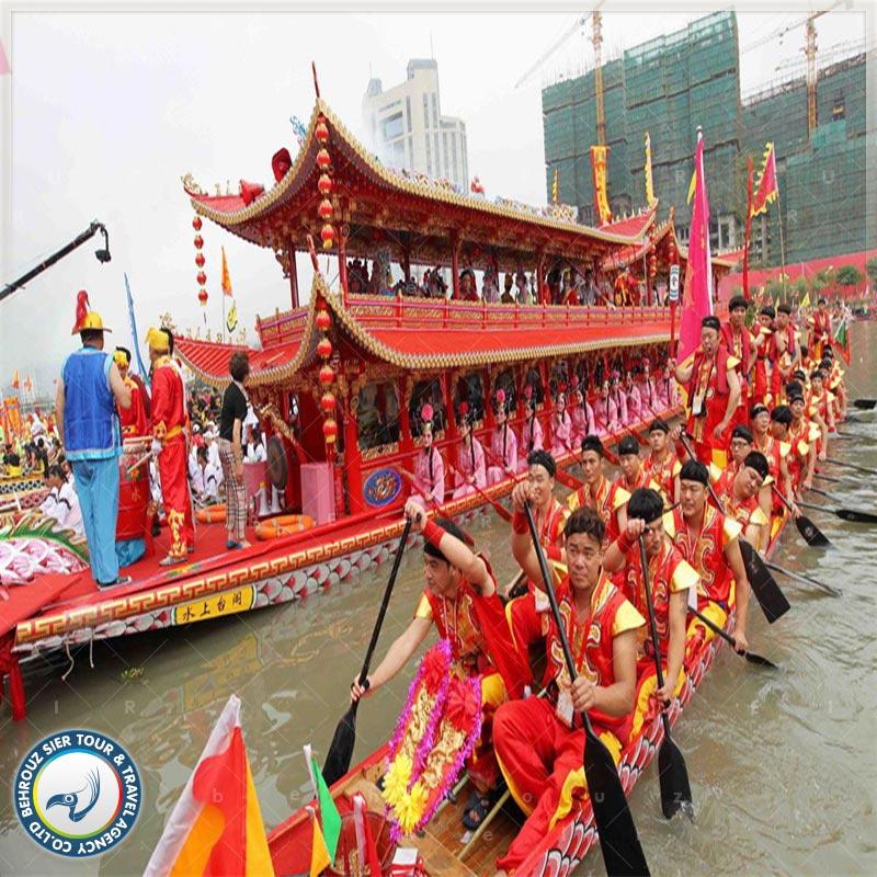 فستیوال-قایق-های-اژدها-در-چین-بهروزسیر
