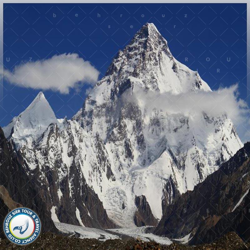 قله-چوگوری-چین-بهروزسیر