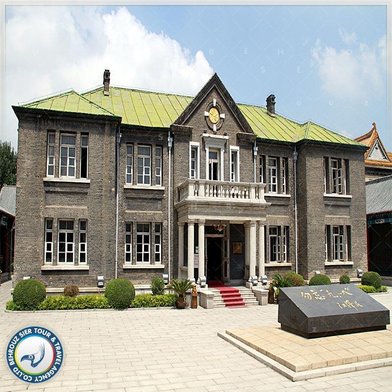 موزه-قصر-امپراتوری-مانچوکو-چین-بهروزسیر