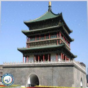 برج ناقوس (Bell Tower) در شهر ژی آن