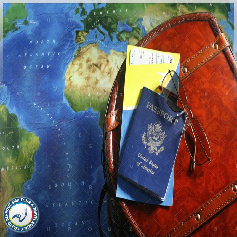 ویزای چین ارزان و فوری با بهروزسیر