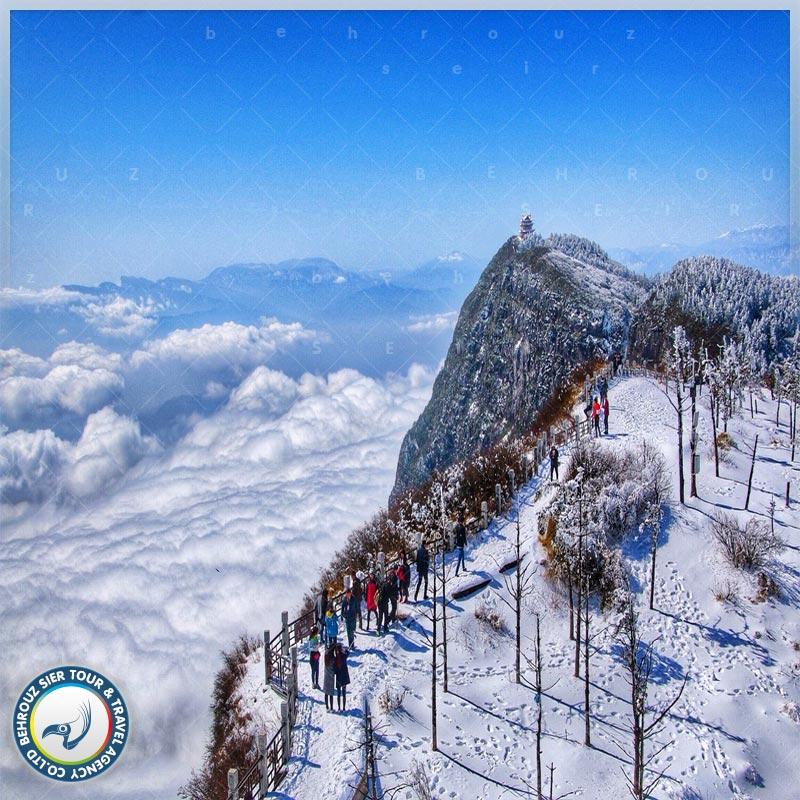 کوه-اِمِی-چین-بهروزسیر