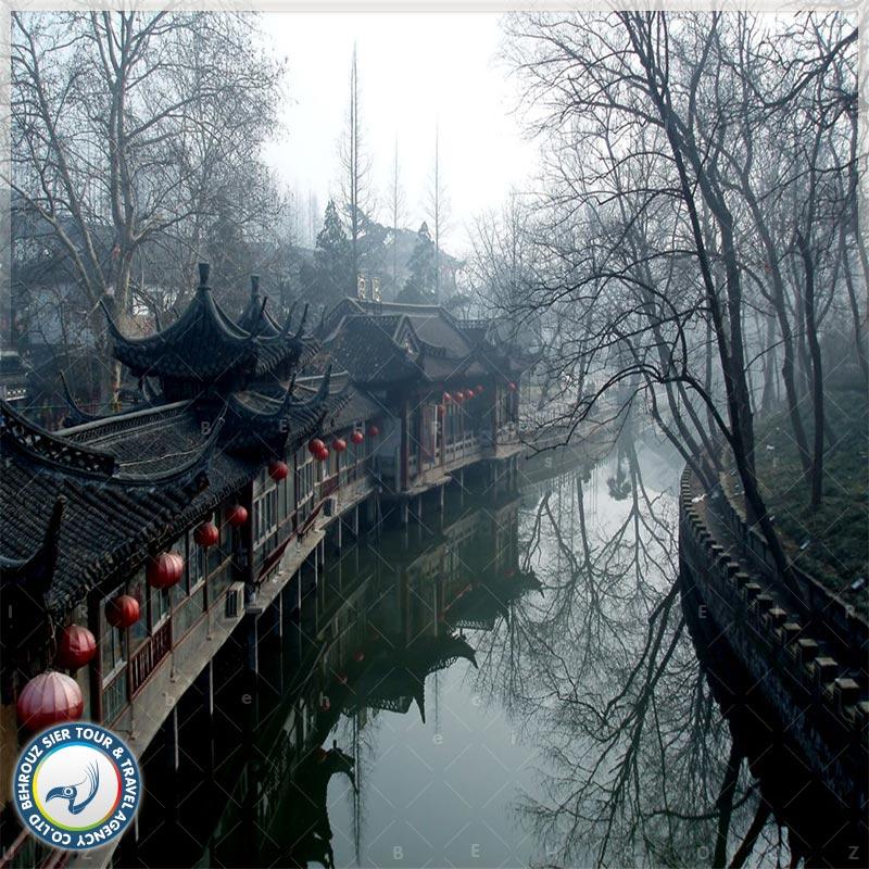 هیلونگجیانگ استان چین و بزرگترین مرکز کشاورزی چین بهروزسیر