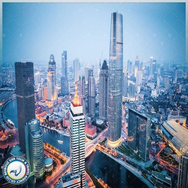 شهر تیانجین چین یک مقصد بسیار جذاب گردشگری بهروزسیر