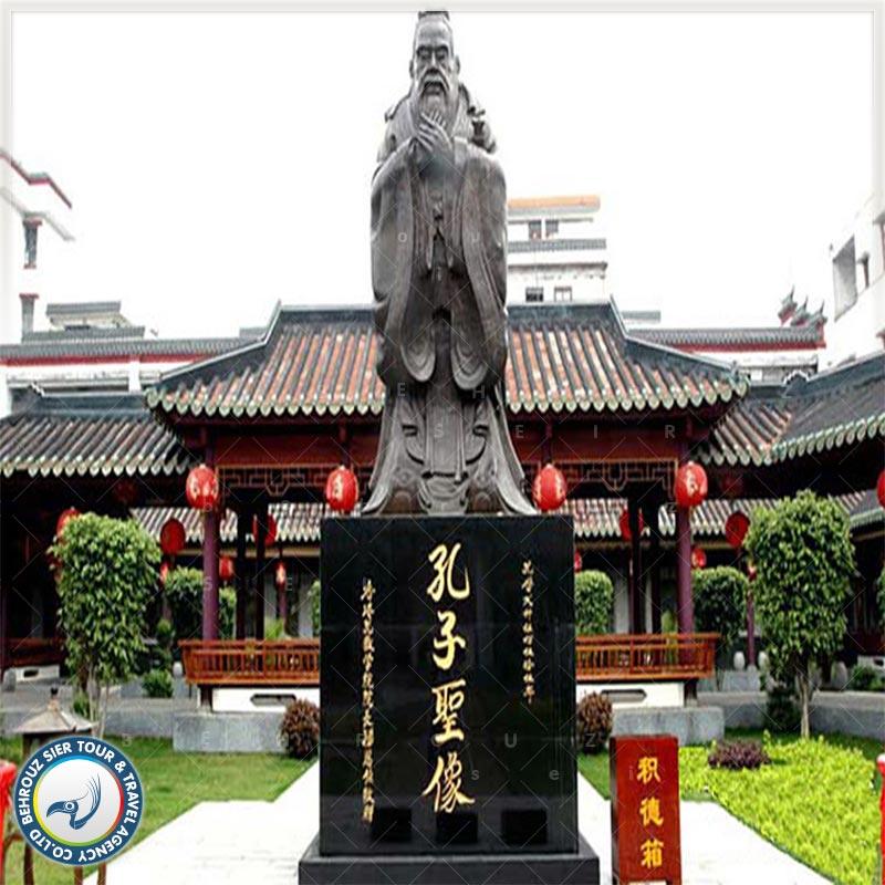 تاریخچه-معبد-کنفوسیوس-1-بهروزسیر