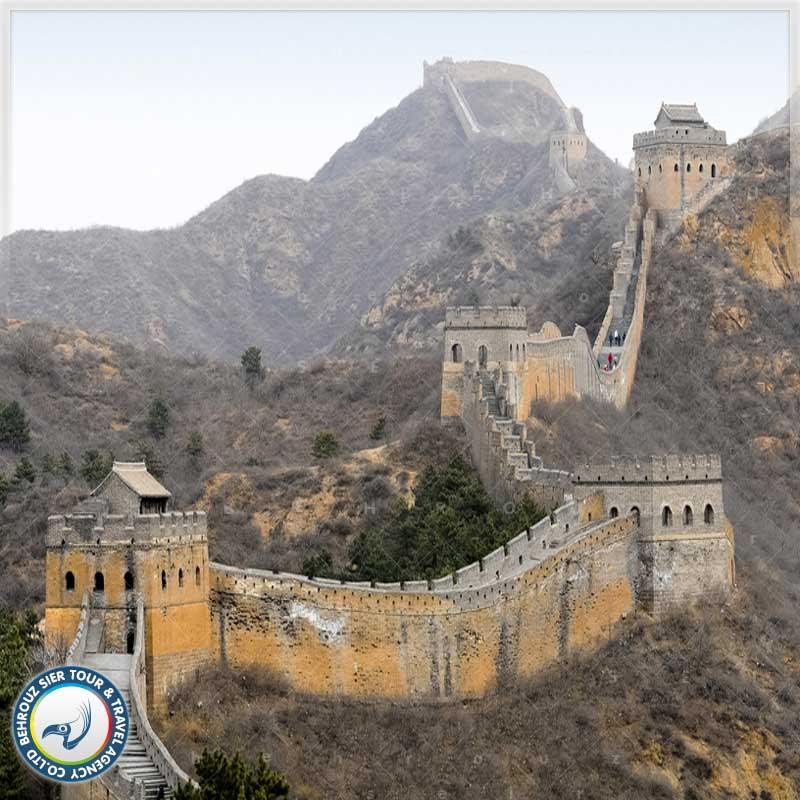دیوار-بزرگ-چین-بهروزسیر