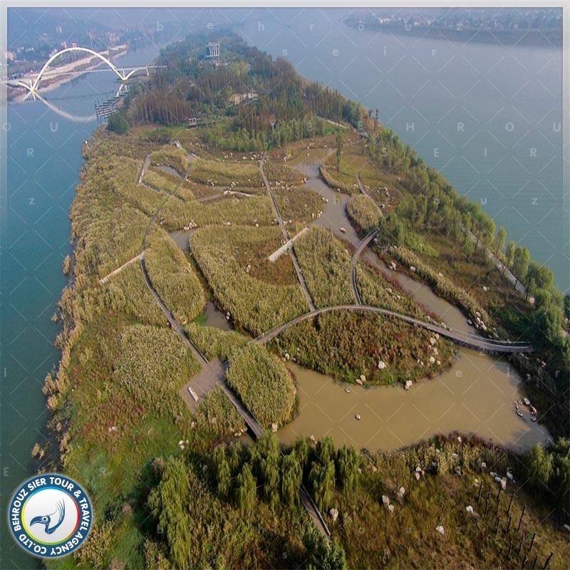 نقش رودخانه های شهر چانگشا در حمل و نقل شهری