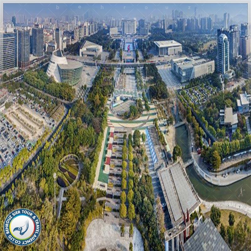 شهر-دونگ-گوآن--چین-بهروزسیر