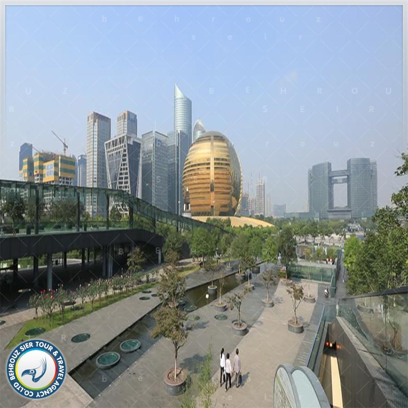 شهر هانگژو چین ؛ و بهترین زمان سفر به این مکان زیبا