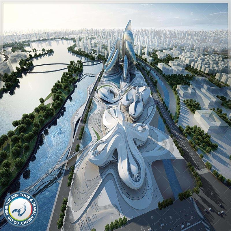 شهر چانگشا چین پایتخت و بزرگ ترین شهر استان هونان