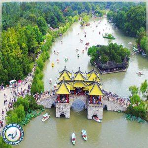 شهر یانگژو چین بهروزسیر