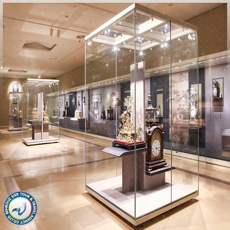 مجموعه-های-اصلی-و-ویژگی-های-موزه-نانجینگ -بهروزسیر