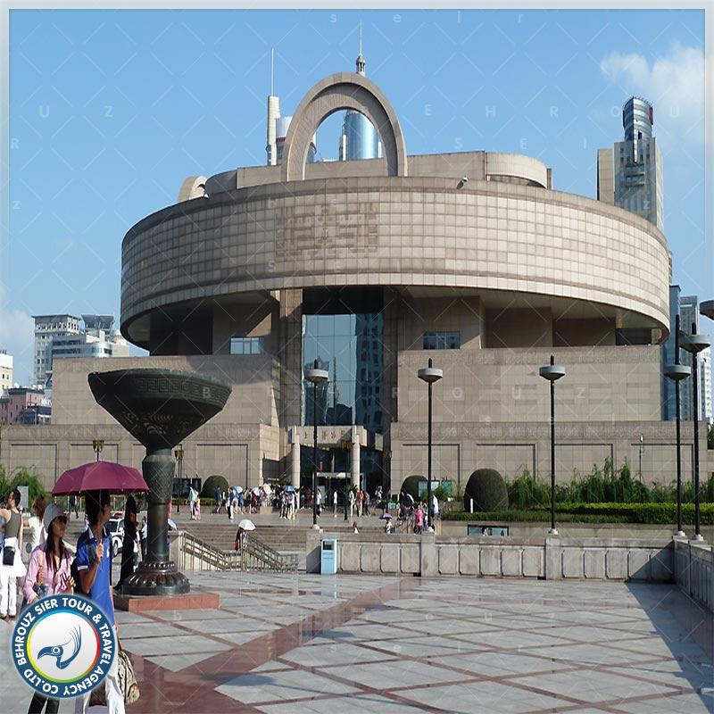 موزه-تاریخ-شانگهای-بهروزسیر