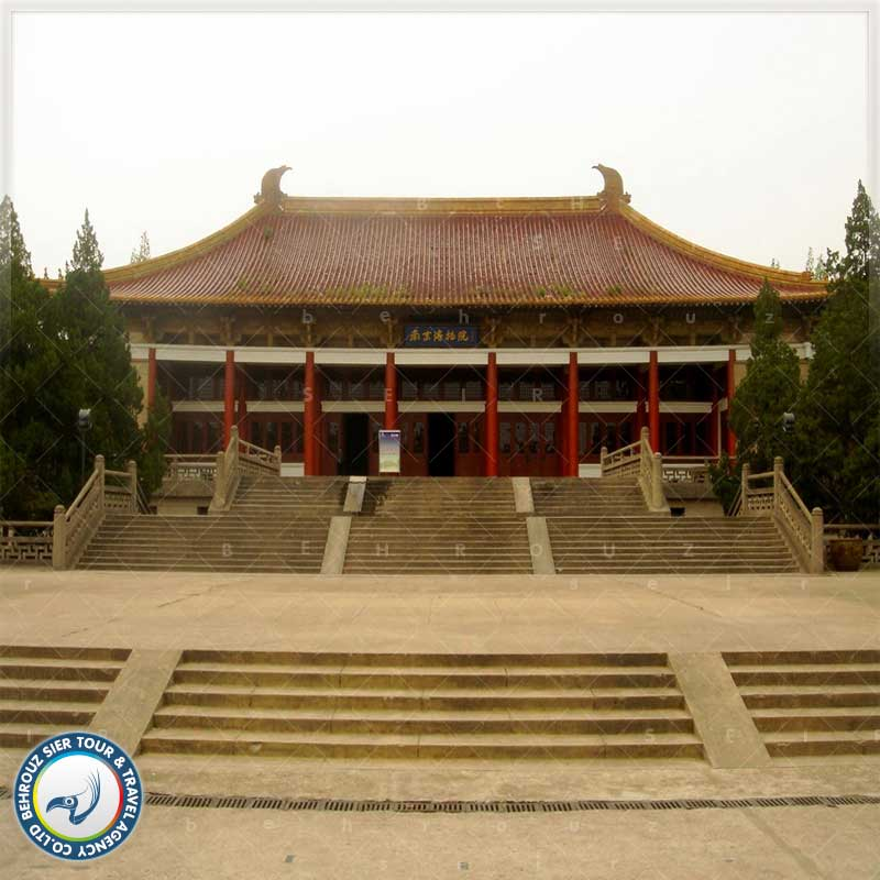 موزه-نانجینگ -بهروزسیر