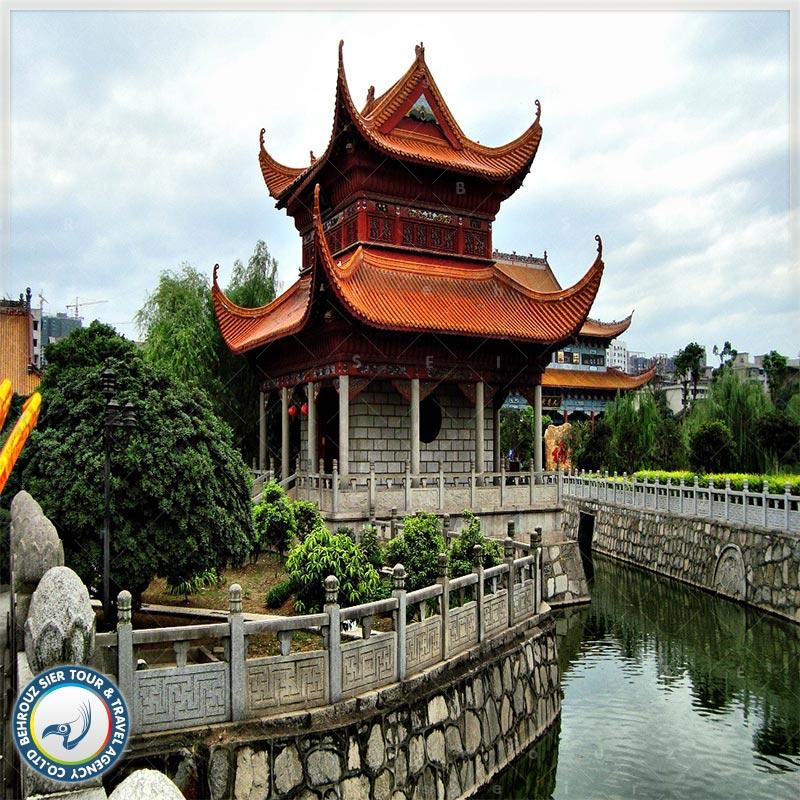 جاذبه های گردشگری و مکان های دیدنی شهر چانگشا چین