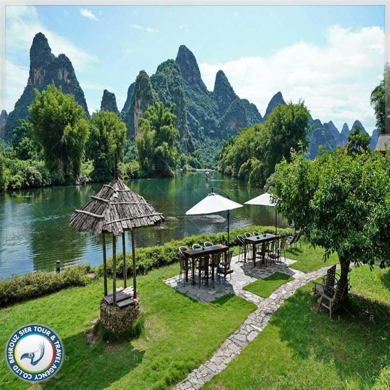 مکان-های-دیدنی چین - بهروزسیر